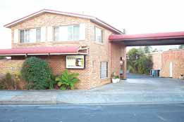 Clock Tower Motor Inn - Accommodation NT