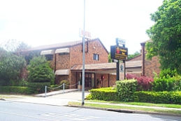 Comfort Inn Airport Admiralty - Accommodation NT