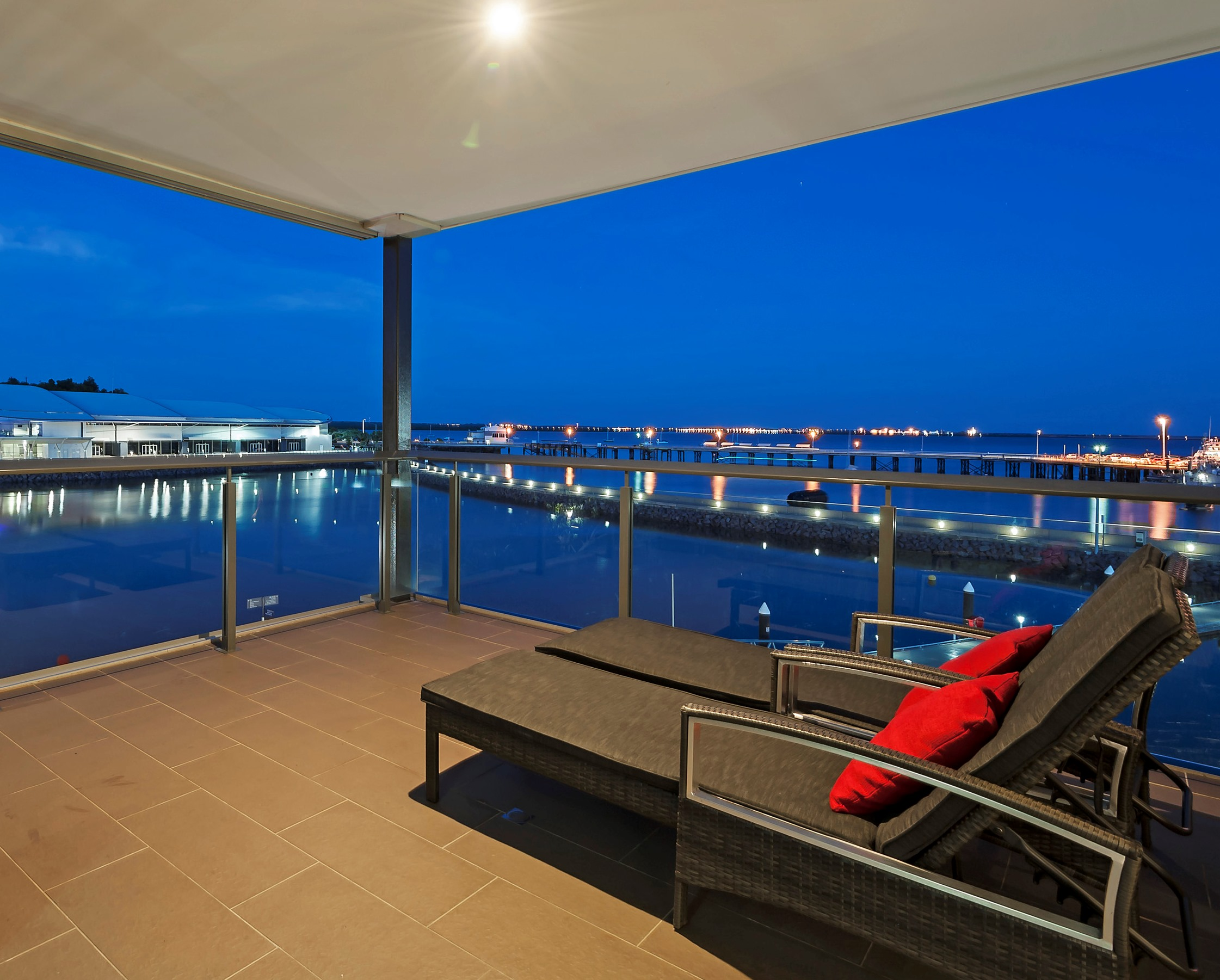 Darwin Waterfront Apartments - Accommodation NT
