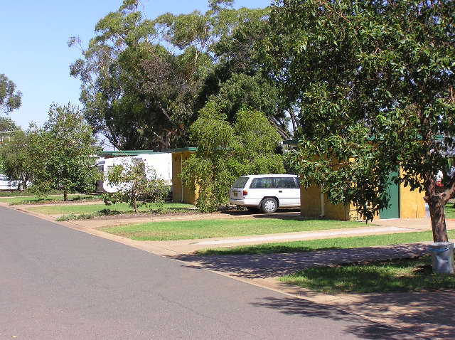 Griffith Tourist Caravan Park