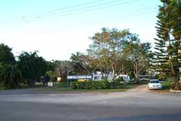 Home Hill Caravan Park - Accommodation NT