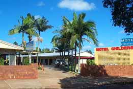 Motel Childers - Accommodation NT