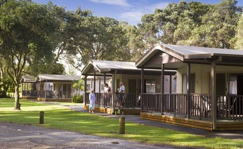 North Coast Holiday Parks Beachfront - Accommodation NT