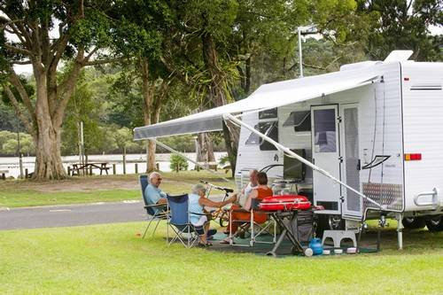 North Coast Holiday Parks Ferry Reserve