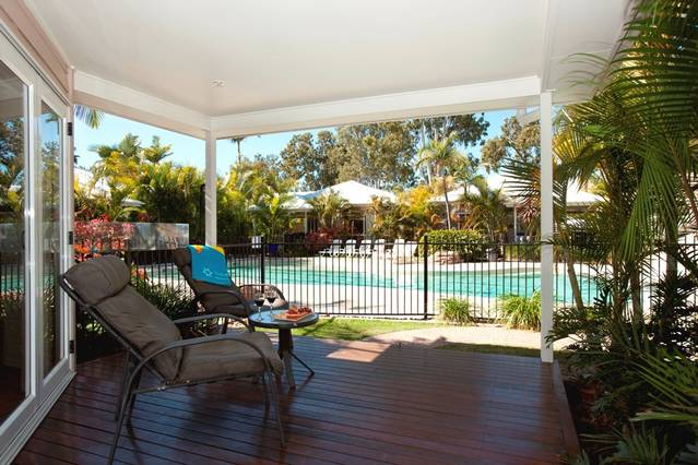 NRMA Treasure Island Holiday Park - Accommodation NT