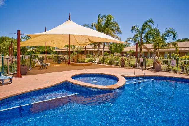 Paradise Lakes Motel - Accommodation NT