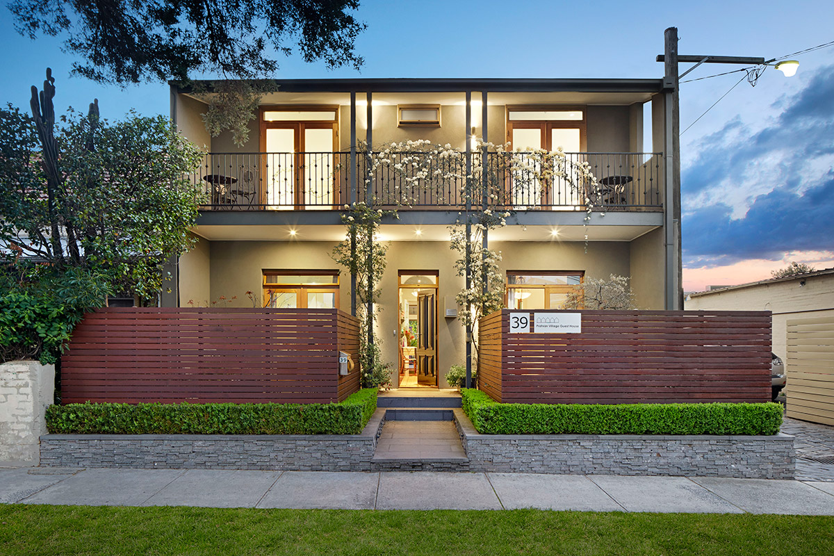 Prahran Village Guest House - Accommodation NT