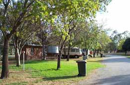 Quambatook Caravan Park - Accommodation NT