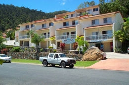 Reefside Villas Whitsunday - Accommodation NT