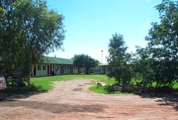 Renner Springs Desert Hotel Motel - Accommodation NT