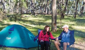 Apsley Falls campground - Accommodation NT