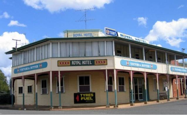 Royal Hotel Mundubbera - Accommodation NT