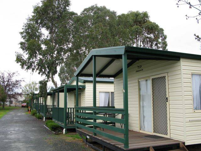 Tatura Caravan Park - Accommodation NT