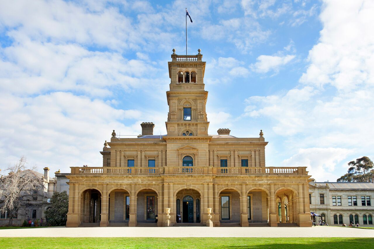 Mansion Hotel and Spa at Werribee Park - Accommodation NT