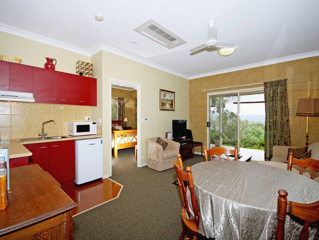 Wallaby Ridge Retreat - Accommodation NT