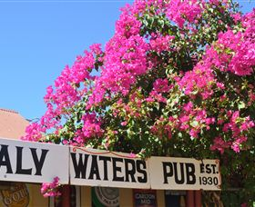 Daly Waters Historic Pub - Accommodation NT