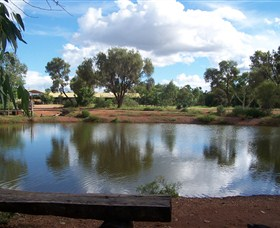 Gemtree Caravan and Tourist Park - Accommodation NT