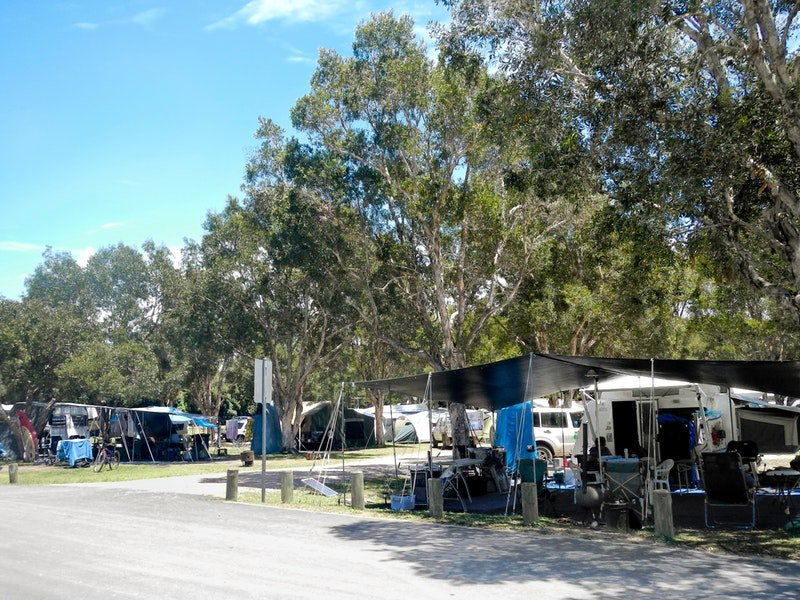 Diamond Head campground - Accommodation NT