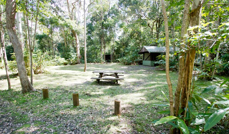 Iron Pot Creek campground - Accommodation NT
