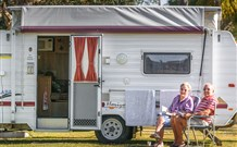 Stuarts Point Holiday Park - Accommodation NT