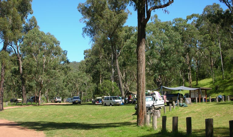 Washpools campground - Accommodation NT