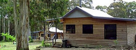 Banksia Lake Cottages - Accommodation NT