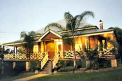 Cooloola Country Bed  Breakfast - Accommodation NT