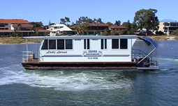 Dolphin Houseboat Holidays - Accommodation NT
