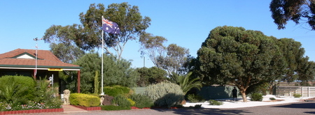 Airport Whyalla Motel - Accommodation NT