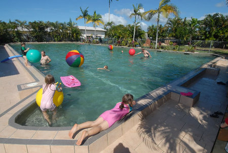 Kurrimine Beach Holiday Park - Accommodation NT