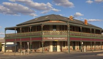 The Imperial Fine Accommodation - Accommodation NT