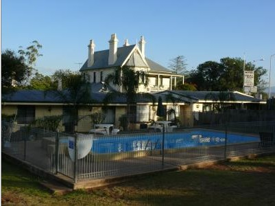 Airlie House Motor Inn - Accommodation NT