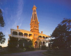 Rupertswood Mansion - Accommodation NT