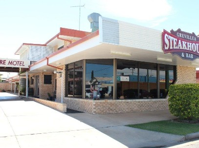 Biloela Centre Motel - Accommodation NT