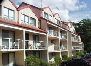 Nelson Bay Breeze Resort - Accommodation NT