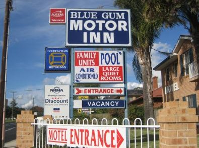 Blue Gum Motor Inn - Accommodation NT