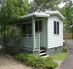Nambour Rainforest Holiday Village - Accommodation NT