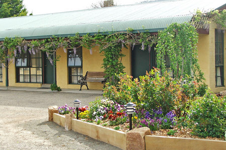 Omeo Motel - Accommodation NT