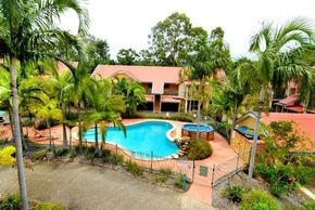 Beach Court Holiday Villas - Accommodation NT