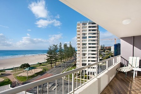 Eden Tower Holiday Apartments - Accommodation NT