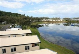 White Albatross Holiday Park - Accommodation NT