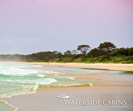 Waterside Cabins at Woolgoolga