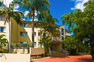 Bayview Waters Apartments - Accommodation NT