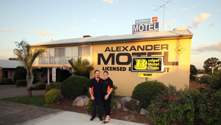 Alexander Motel - Accommodation NT