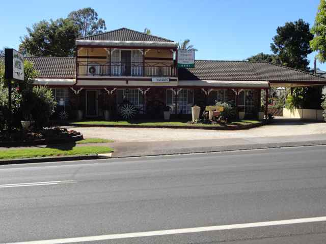 Alstonville Settlers Motel - Accommodation NT