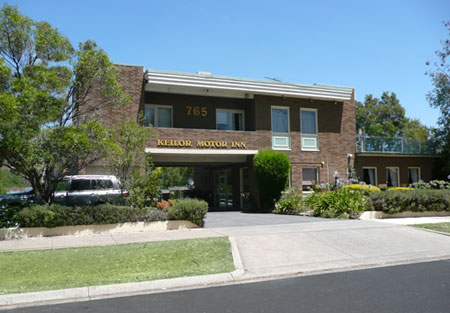 Keilor Motor Inn - Accommodation NT