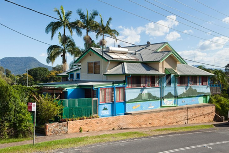 Murwillumbah YHA - Mt Warning - Accommodation NT