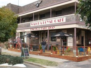 Walcha Royal Cafe and Boutique Accommodation - Accommodation NT