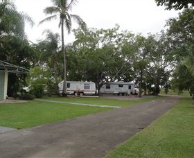 Palm Tree Caravan Park - Accommodation NT