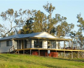 Stockton Rise Country Retreat - Accommodation NT